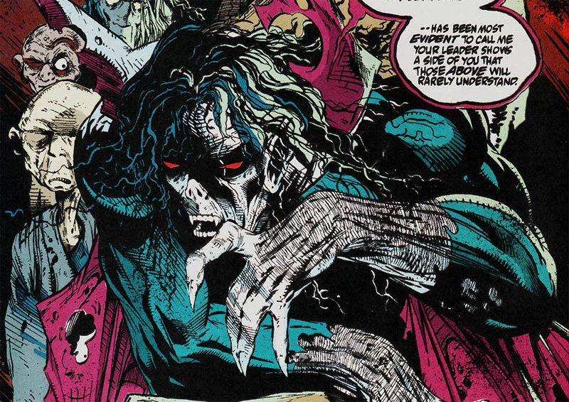 Morbius the Living Vampire Movie in Development at Sony