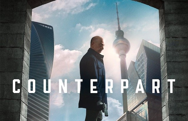 Check out a sneak peek and key art for the upcoming Starz series Counterpart