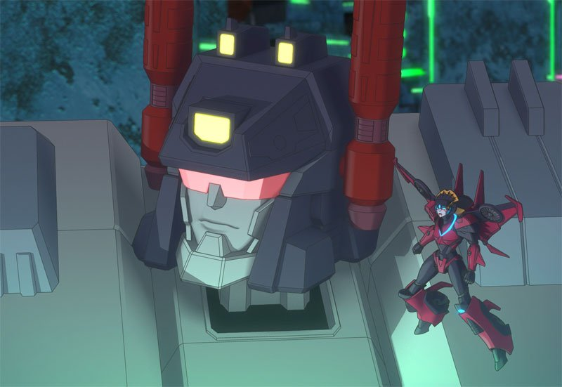 Watch the First Transformers: Titans Return Episode Right Now!
