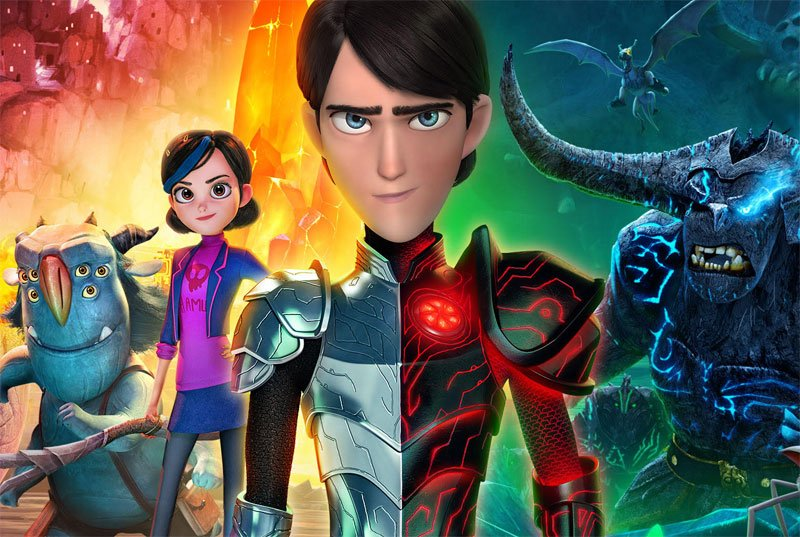 Trollhunters Part 2 Trailer and Key Art Arrive