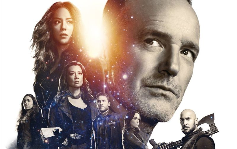 Watch the Marvel's Agents of SHIELD Season 5 Trailer!