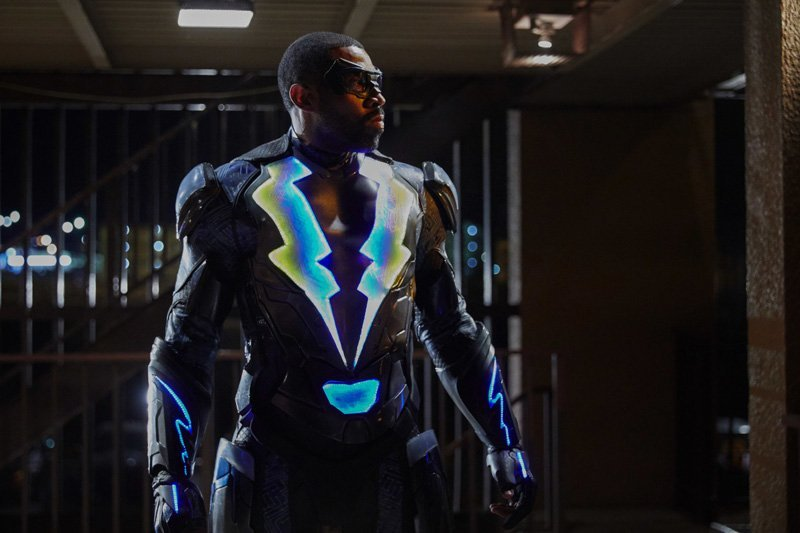 Check out the new Black Lightning teaser and episodic photos from The CW