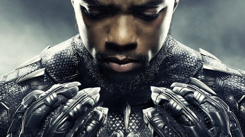 Check out the brand new TV spot for Marvel's Black Panther