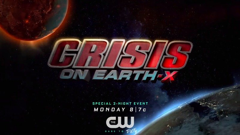 CW superhero crossover: Watch the extended trailer for Crisis on Earth-X