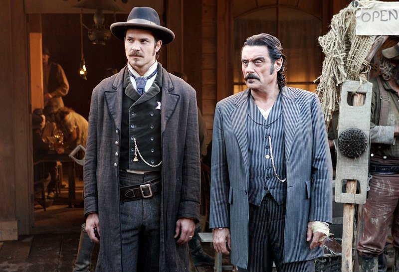 HBO 'Deadwood' movie looking more likely, reportedly shooting in 2018