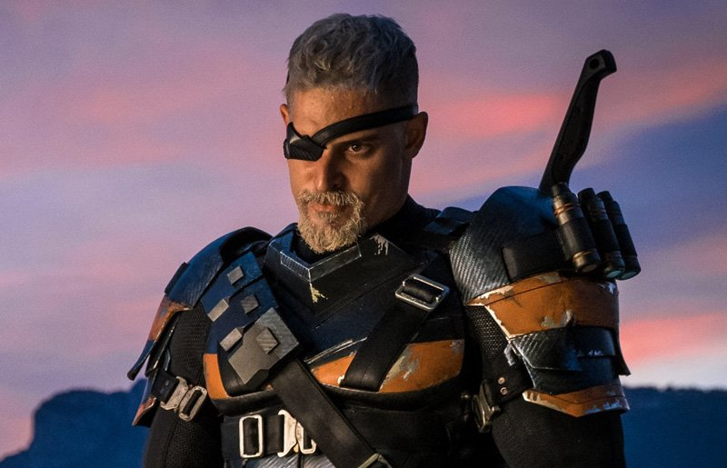 Deathstroke Photo: Joe Manganiello Shares a First Look