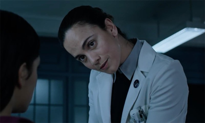 Alice Braga as Dr. Cecilia Reyes