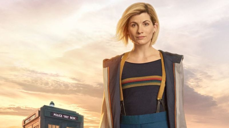 Jodie Whittaker's Doctor Who Outfit Revealed!