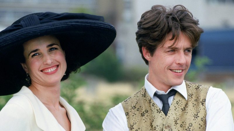 A Four Weddings and a Funeral TV remake is actually happening
