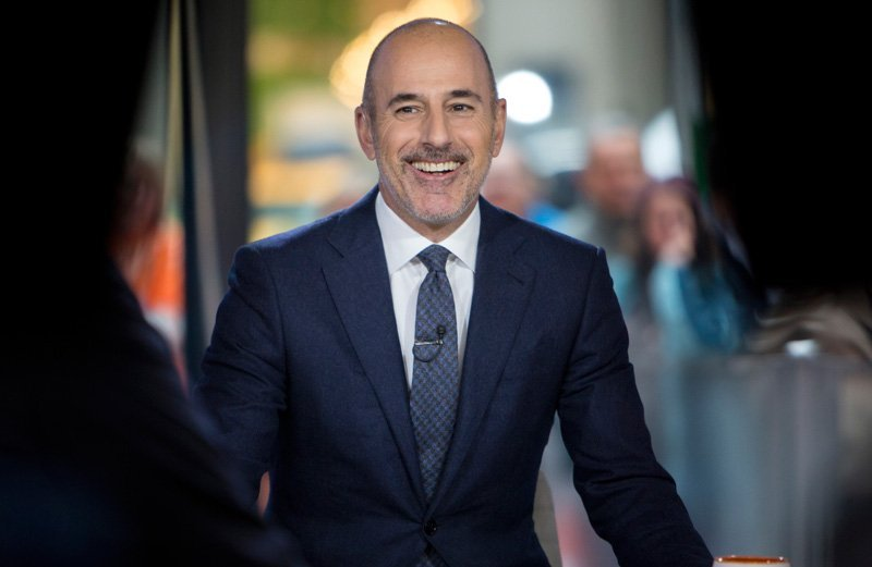 Matt Lauer Fired by NBC News for Inappropriate Sexual Behavior