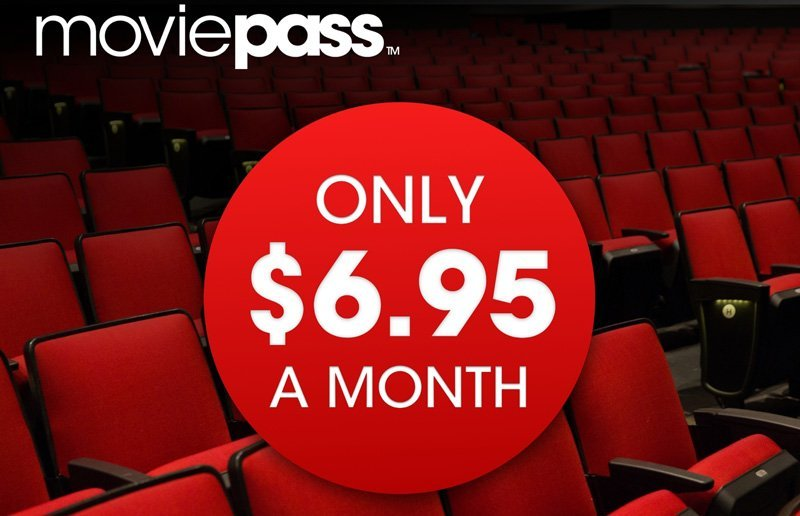 MoviePass Launches New One-Year Plan for $6.95 Per Month
