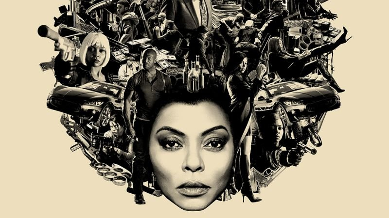 Proud Mary Poster Makes a Collage of Mayhem