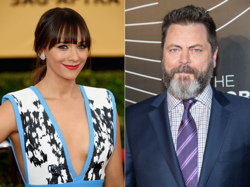Rashida Jones and Nick Offerman to voice the lead roles in the upcoming animated film White Fang