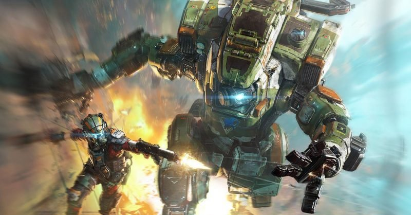 We're getting new Titanfall and Star Wars games as EA Games acquires Respawn Entertainment