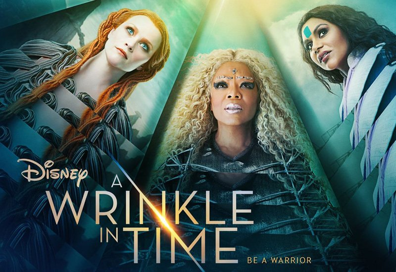 Disney Reveals the New A Wrinkle in Time Poster