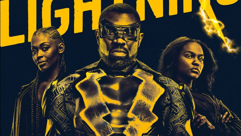 The CW Has Released the New Black Lightning Poster