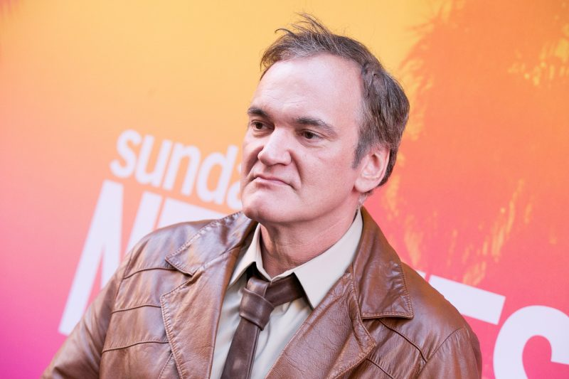 Quentin Tarantino has an idea for a Star Trek movie and J.J. Abrams is assembling a writers room