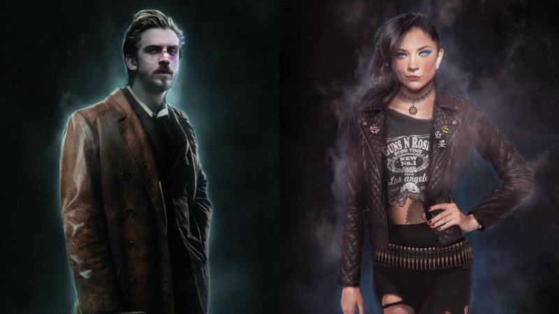 Justice League Dark Concept Art Reveals the Movie That Might Have Been