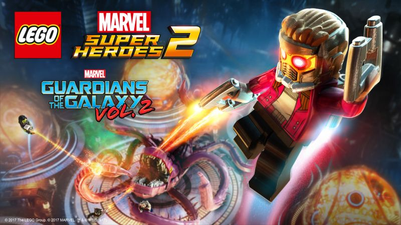 LEGO Marvel Super Heroes 2 DLC Adds Guardians Vol. 2 Characters