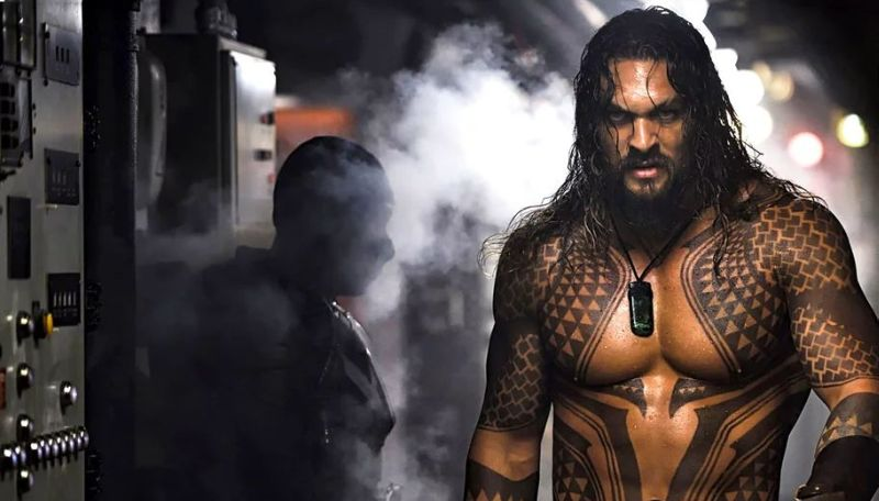 Jason Momoa Teases Aquaman Trailer Ahead of Comic-Con Panel