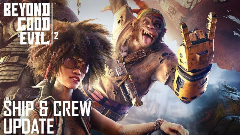 Beyond Good and Evil 2 Update: Go Behind the Scenes of the Sequel