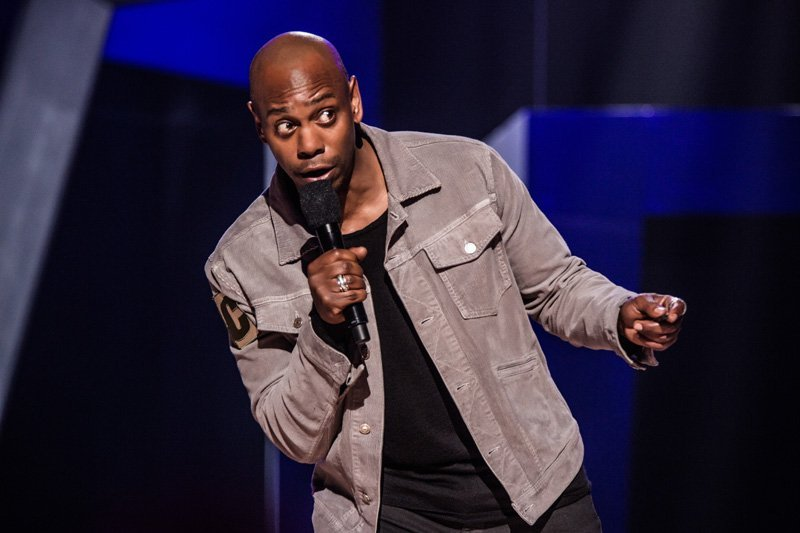 Dave Chappelle To White Trump Voters: You're Poor, He's Fighting For Me