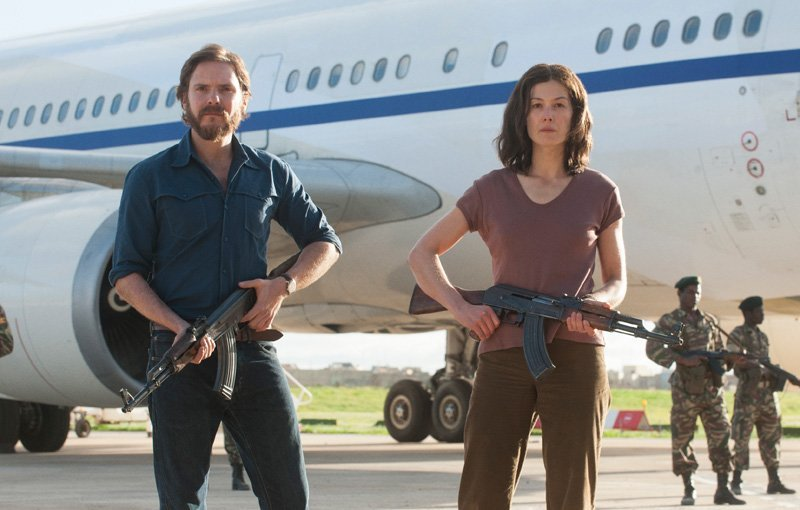 Watch the New Trailer for 7 Days in Entebbe