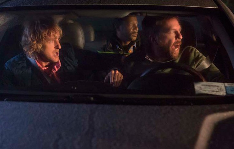 Wilson, Helms, Williams and Sher on the New Comedy Father Figures