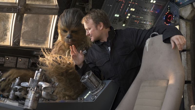 Rian Johnson Says New Star Wars Trilogy Won't Be About the Old Republic