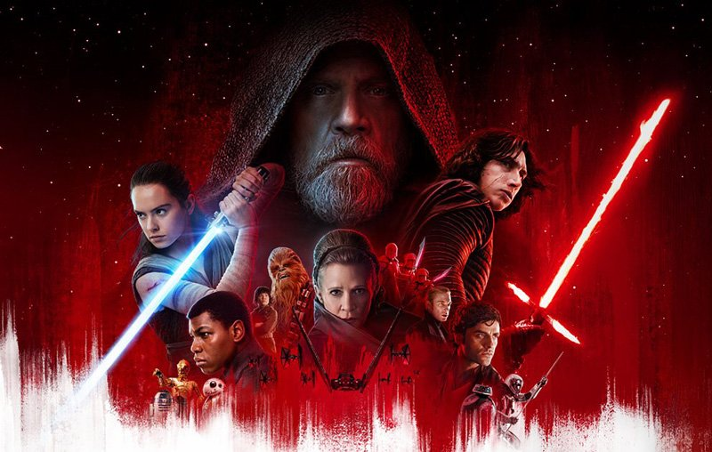 Star Wars: The Last Jedi World Premiere Live Stream