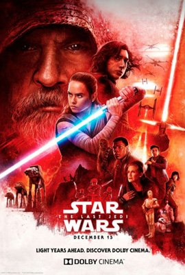 Star Wars: The Last Jedi Review at ComingSoon.net