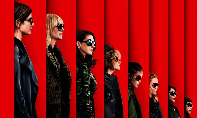 The Ocean's 8 Trailer is Here!