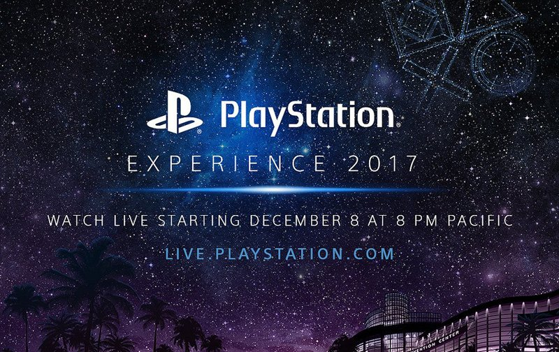PlayStation Presents Live Stream from PlayStation Experience 2017