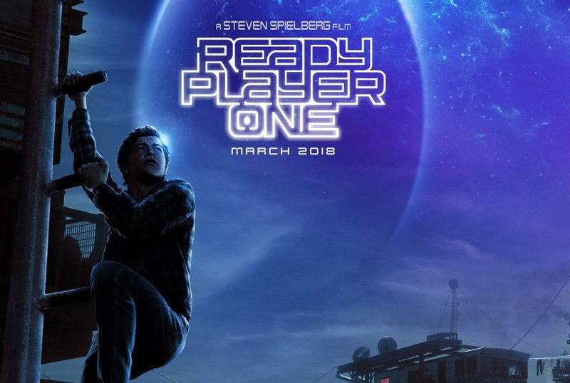 New Ready Player One Poster Released Ahead of Tomorrow's Trailer