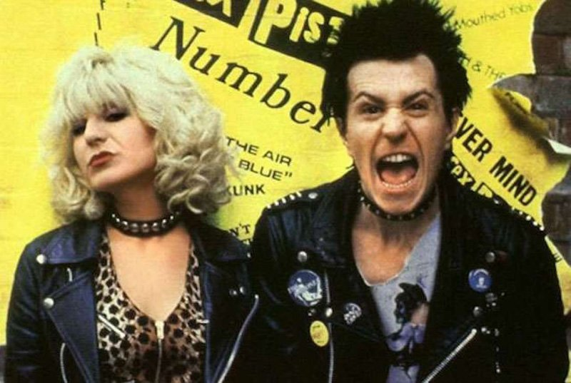 Sid Vicious - Sid and Nancy