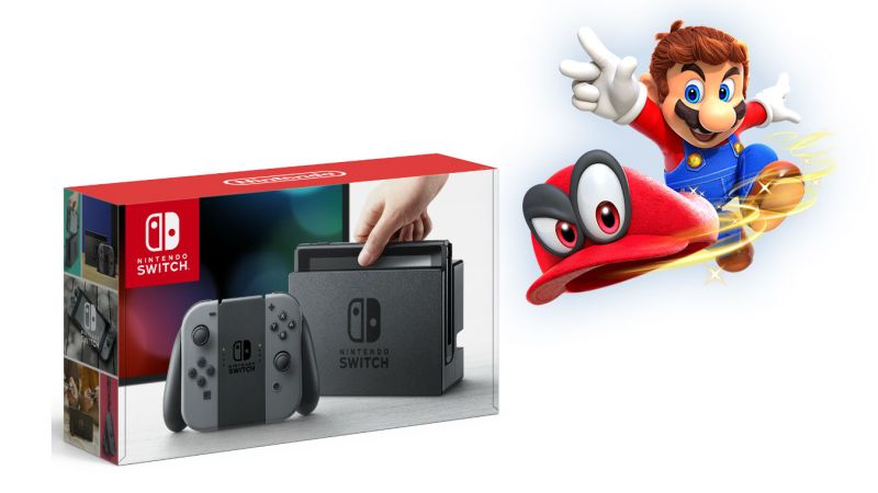 Nintendo Switch Sales Figures Top 10 Million Units