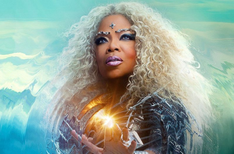 Disney Debuts Four New A Wrinkle in Time Character Posters