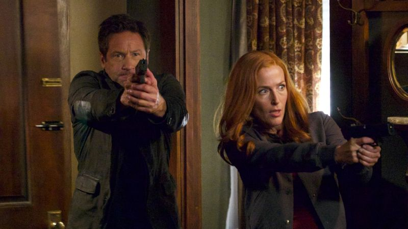 Over 30 New The X-Files Season 11 Photos!
