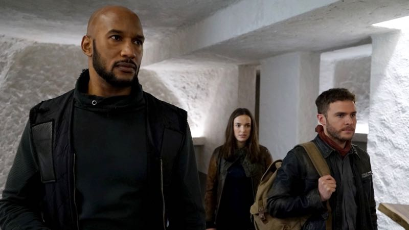 Marvel's Agents of SHIELD Episode 6.10 Promo: Past Life