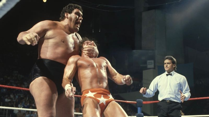 Andre the Giant Documentary Trailer Arrives from HBO