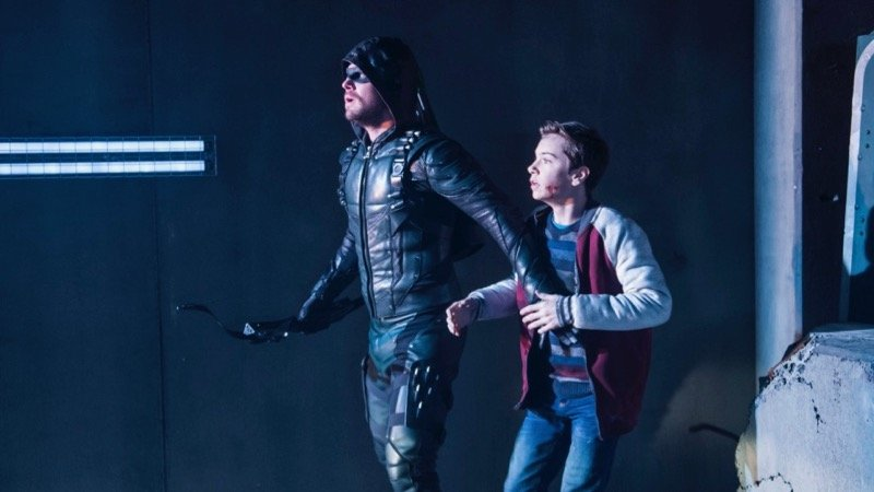 Everything in Star City is Under Attack in Arrow We Fall Promo