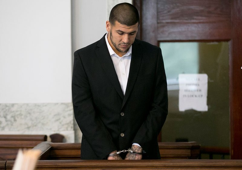 All-American Murder: Aaron Hernandez Story Coming to the Screen