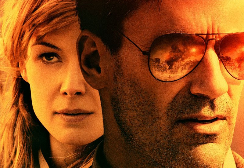 Beirut Trailer and Poster With Jon Hamm and Rosamund Pike
