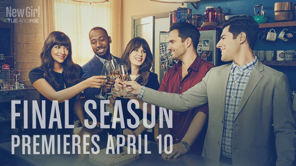 New Girl Final Season to Premiere in April, Conclude in May