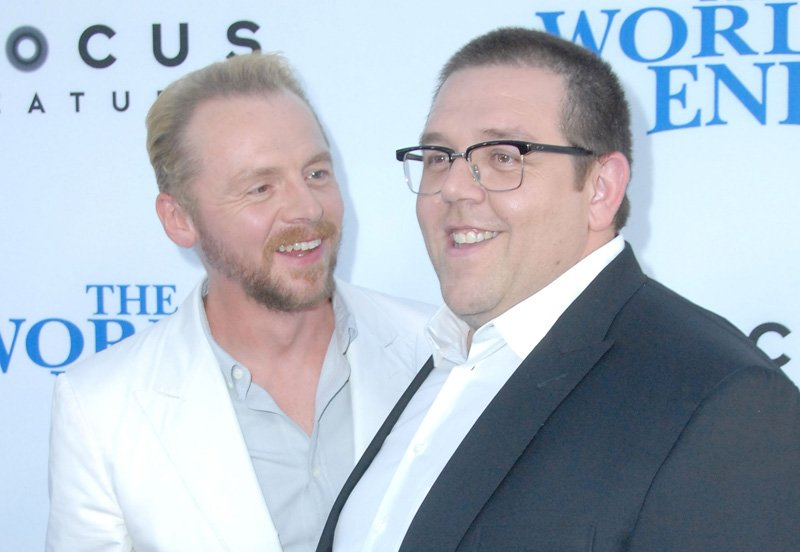 Simon Pegg and Nick Frost to Make TV Series Truth Seekers
