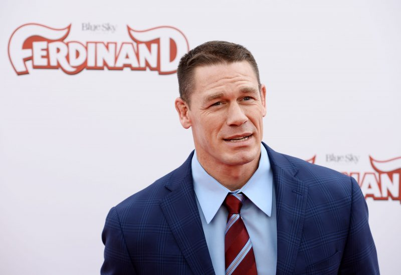 WWE wrestler-actor John Cena to 'star' in 'Duke Nukem'