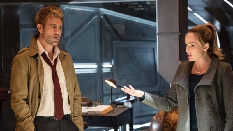 Constantine Returns in DC's Legends of Tomorrow Photos