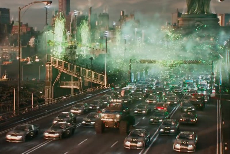 The Race is On in New Ready Player One TV Spot