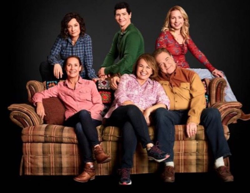 Check out two new pieces of key art from the upcoming revival of Roseanne