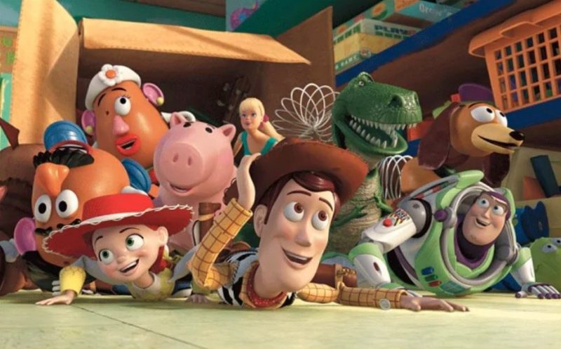 Stephany Folsom is set to write the script for Toy Story 4